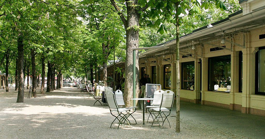 Kurhaus Kolonnaden Baden Baden