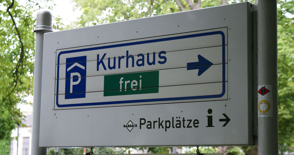 parkgarage kurhaus casino