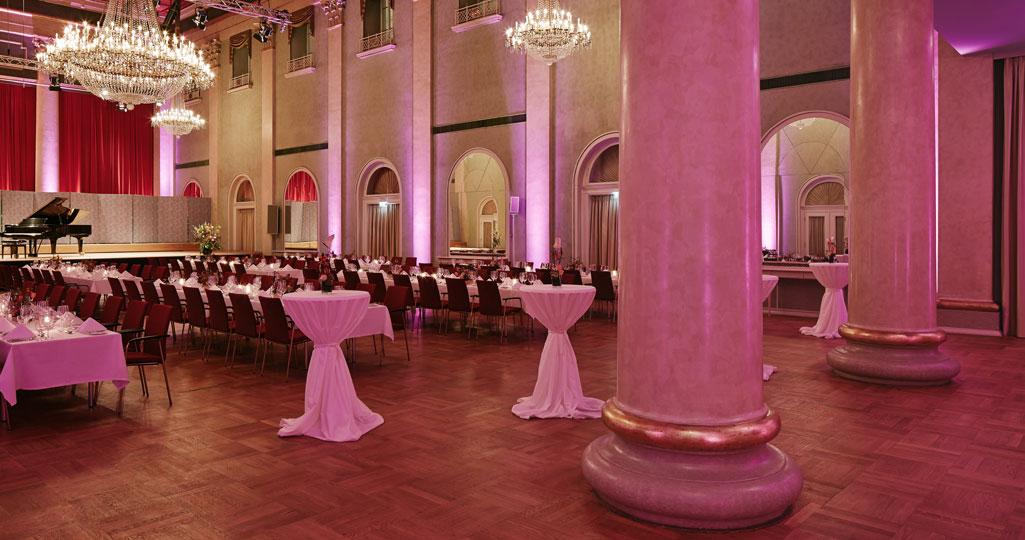 Kurhaus Baden Baden Weinbrennersaal